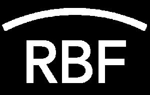 Logo RBF weiß